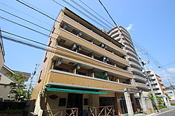 キャピタル祇園[5階]の外観