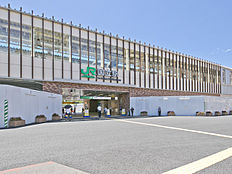 JR中央本線「国立」駅