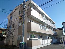 埼玉県上尾市中妻1丁目の賃貸マンションの外観