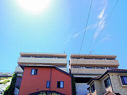埼玉県朝霞市宮戸4丁目の賃貸アパートの外観