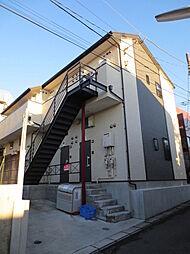 マ・ピエス生田伍番館[201号室]の外観