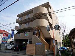 徳島県徳島市中昭和町4丁目の賃貸マンションの外観