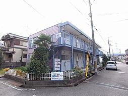 安倉南ハイツIII[204号室]の外観