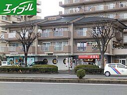 北浜田マンション[3階]の外観