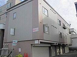 北海道札幌市東区北三十五条東25丁目の賃貸アパートの外観