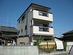 ネットハウス[2階]の外観