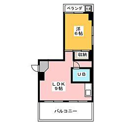 川名駅 3.9万円
