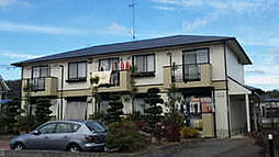京都府京都市左京区岩倉北桑原町の賃貸アパートの外観