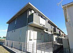千葉県柏市船戸3丁目の賃貸アパートの外観