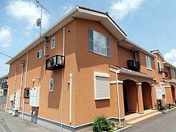 和歌山県和歌山市朝日の賃貸アパートの外観