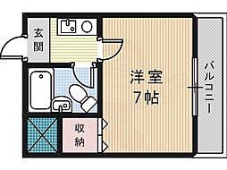 北花田駅 2.9万円