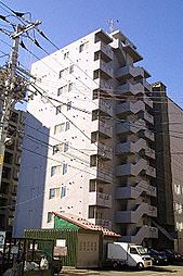 KN南1条マンション[9階]の外観