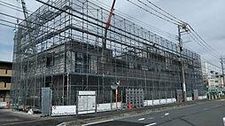 神奈川県相模原市中央区宮下3丁目の賃貸アパートの外観