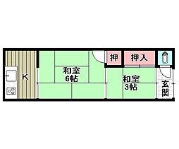 浅香山駅 1.0万円