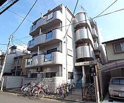 京都府京都市左京区吉田泉殿町の賃貸マンションの外観