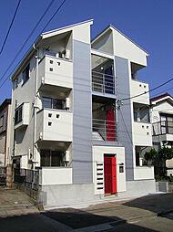 神奈川県横浜市神奈川区西神奈川2丁目の賃貸アパートの外観