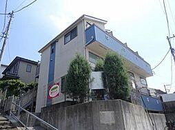 リーヴェルポート横浜三ツ沢[1階]の外観