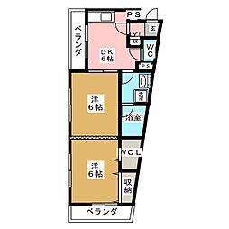 神楽坂駅 12.7万円