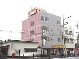 大阪府泉佐野市下瓦屋1丁目の賃貸マンションの外観