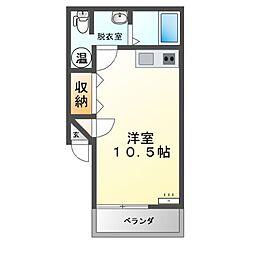M103[2階]の間取り