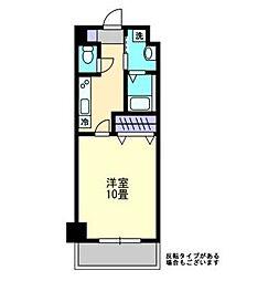 MJ(エムジェイ)マンション[3階]の間取り