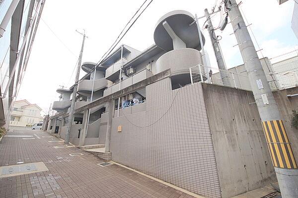シティパレス東生駒P-3-A[305号室]の外観