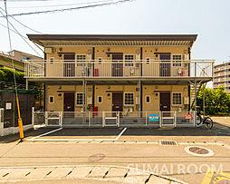 福岡県福岡市中央区鳥飼1丁目の賃貸アパートの外観