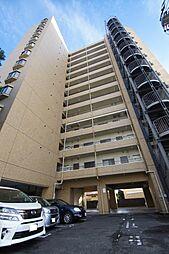 宮城県仙台市若林区木ノ下2丁目の賃貸マンションの外観