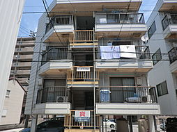 高知県高知市東雲町の賃貸マンションの外観