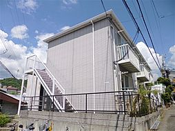 兵庫県神戸市中央区中山手通7丁目の賃貸アパートの画像