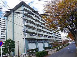 神奈川県横浜市保土ケ谷区川辺町の賃貸マンションの外観