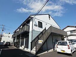 神奈川県相模原市南区相武台1丁目の賃貸アパートの外観
