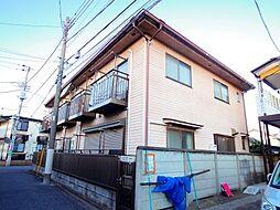 宮沢ハイムA[1階]の外観