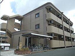 広島県福山市南手城町1丁目の賃貸マンションの外観