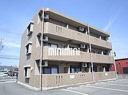 三重県伊賀市平野西町の賃貸マンションの外観