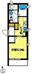 仮)多摩区菅北浦2丁目シャーメゾン[1階]の間取り