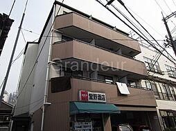 大阪府大阪市鶴見区今津中5の賃貸マンションの外観