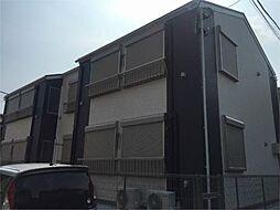 神奈川県横浜市磯子区磯子3丁目の賃貸アパートの外観