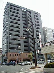 岡山県岡山市北区大供1丁目の賃貸マンションの外観