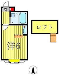 常盤平駅 1.9万円