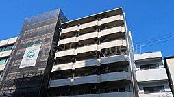 京橋マンション[4階]の外観
