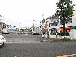 町田コープタウン13号棟[4階]の外観