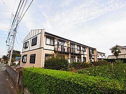 タカイチハイツA[2階]の外観
