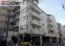 ドムス栄[3階]の外観