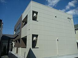 アーバンハイムT&S[2階]の外観
