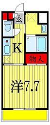 COLUMN21[5階]の間取り