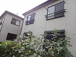 東京都中野区東中野3丁目の賃貸アパートの外観
