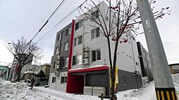北海道札幌市豊平区美園十条6丁目の賃貸マンションの外観