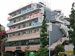 マックスコート鷹番[4階]の外観