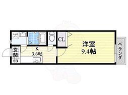 新金岡駅 5.4万円